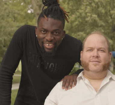 About this project – Proud To Have a White Friend